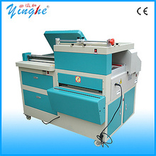 CE high speed photo digital pvc album making machine