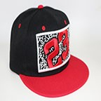 wholesale custom 6 panels baseball cap whit animal embroidery