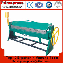 Manual folding machine,hand operated press brake manual bending machine