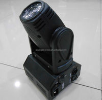 LED single head 10W mini moving sky Beam light