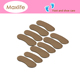 Self Adhesive Stop Padded Foot Care Heel Shoes fabric Cushion Grips pad