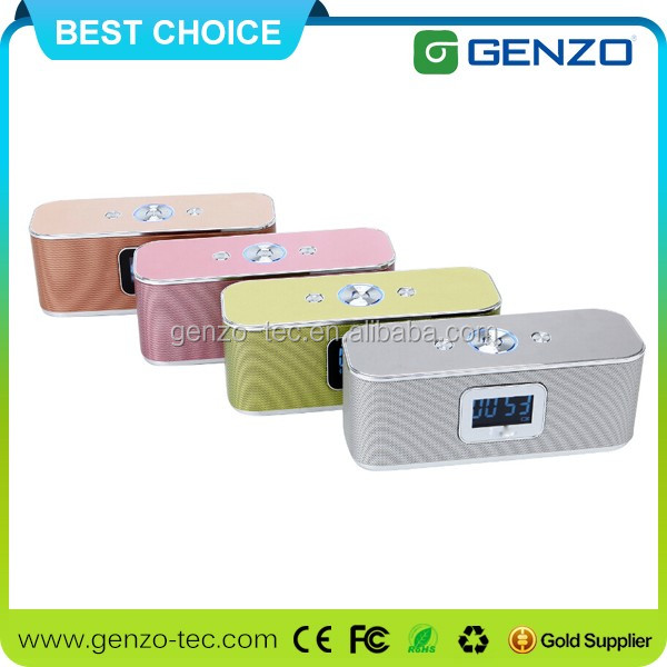Wholesale Manual Portable Mini Wireless Bluetooth Speaker With Fm Radio