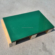 2016 High quality square plastic plywood formwork for concrete