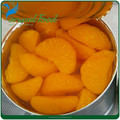 2015 best quality fresh canned mandarin orange A10 can food size