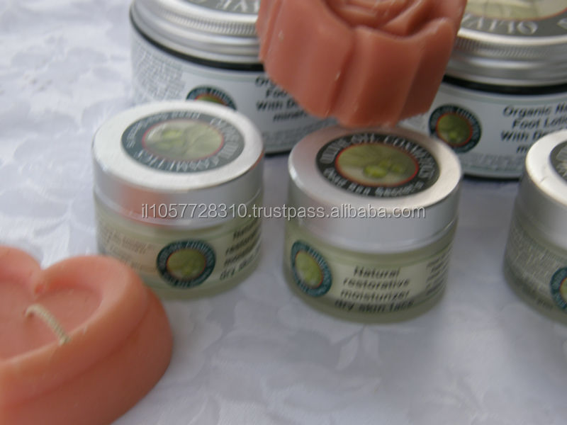 Natural Face Cream Anti Aging Dead Sea minerals nurtures all skin types
