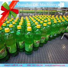KK-58 carbonated water bottling machine/production plant