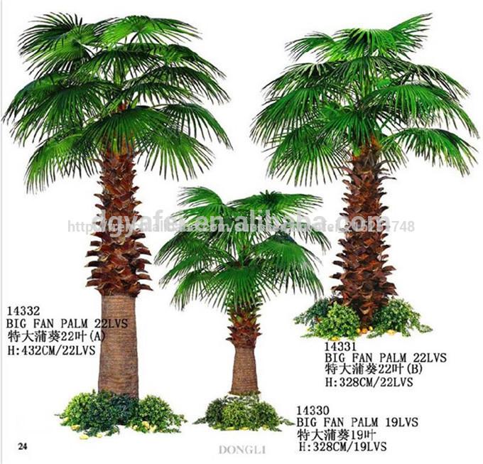 Nouveau style de palmiers artificiels meilleur vente de for Vente palmier artificiel