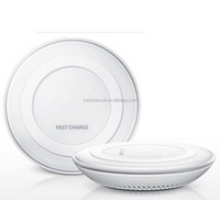 hot selling new patent design Mobile Phone Qi Wireless Charger