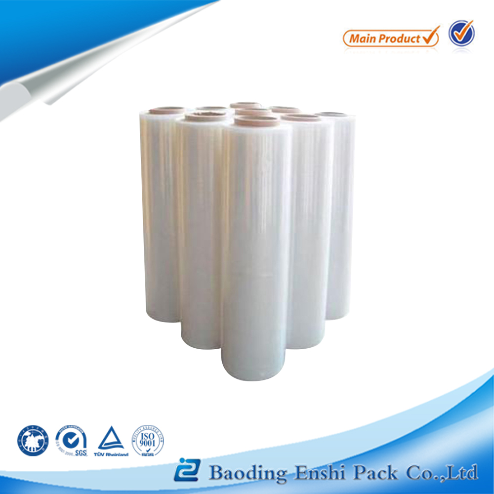 recycling multi function 20 micron pe stretch film