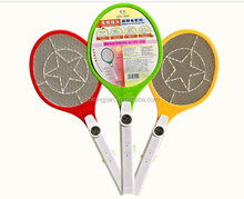Rechargeable bug mosquito swatter zapper with BS plug CHLJ-A019