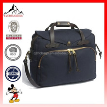 Fashionable bags for teens quilted leather laptop bag men leather laptop bag(ES-H214)