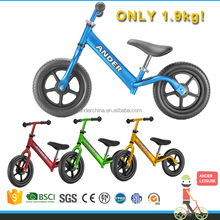 CHILDREN KIDS METAL BALANCE BIKE BOYS GIRLS FIRST TRAINING CYCLE RUNNING kids bikes