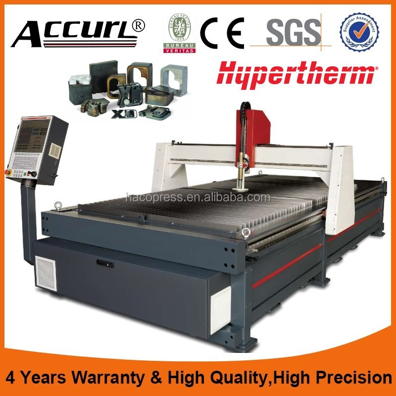 Factory supply FASTCAM software 160A 20mm metal cheap cnc plasma cutting machine/ Maquina de corte por laser y plasma muy barato
