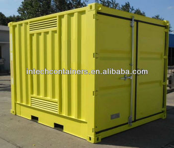 Harrdous Goods Containers