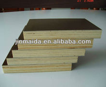 High Quality 18mm WBP Black/Brown Film Faced Plywood/Marine Plywood Board