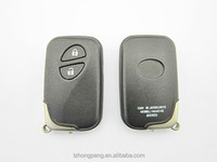 remote 2 button smart key shell for Lexus key cover