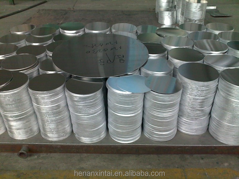 1050 CC aluminium circle/disc/disk to make Reflective Sign Boards