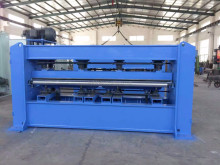 Professional manufacturer nonwoven two roller hot rolling calender machine for interlining fabric