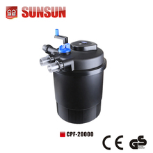 SUNSUN ( CPF-20000 ) 12000L/h pond bio press filter