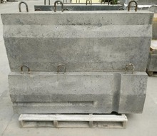 building block, precast block for ignition device, refractory material