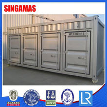 Fitness Equipment 20ft Storage Container