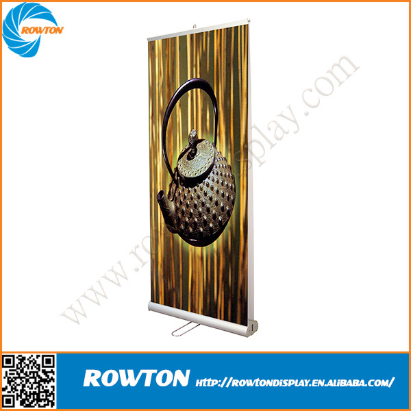 Aluminium stand, plastic steel Roll up Banner, Stand for Advertisement display