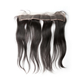 Factory wholesale malaysian lace frontal straight hair natural color 13x2 lace frontal
