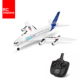 rc airplane new WL toys hot sale item A380 remote control airplane