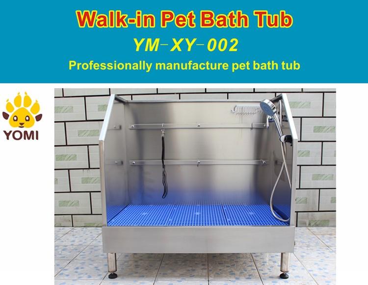 dog grooming baths sale stainless steel dog tub pet grooming tubs