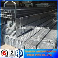 high carbon world best selling products steel galvanized pipe with high quality hot steel