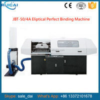 2015 Heavy Duty Elliptical Glue Binding Machine