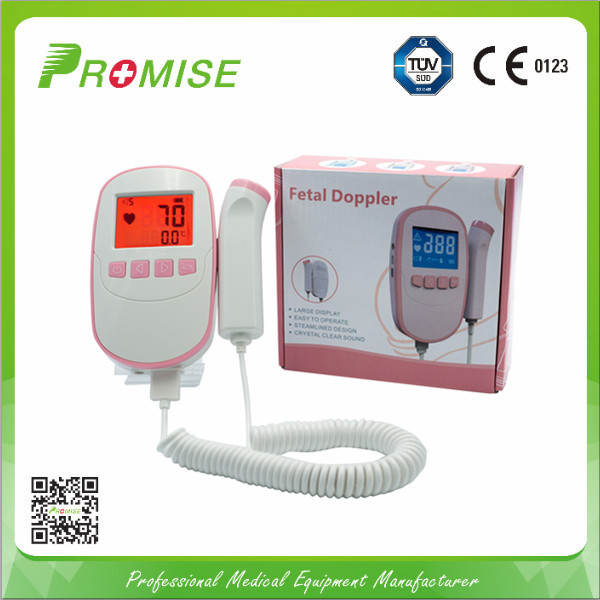 Pregnancy scanner ultrasound fetal doppler