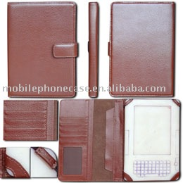 For Nook Leather e book pouch,Pu e book Case