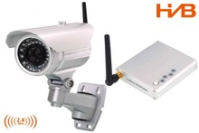 1500m CCD Sensor Long Range Outdoor Wireless Camera