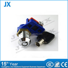Wholesale manufacturer make high security electric combination door cam locks switch for lockers