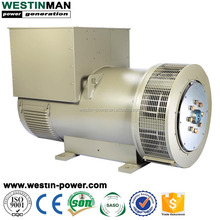 Power Full 625KVA AC Brushless Synchronous 500KW Alternator for Silent Diesel Generator
