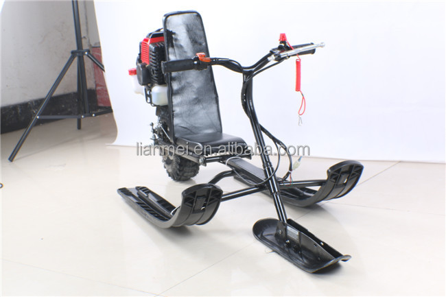 New Gas Snow Scooter For Sale 49cc Kids Gas Scooter