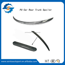 High Quality Cheap Price Car Part Universal PU Rear Trunk Spoiler