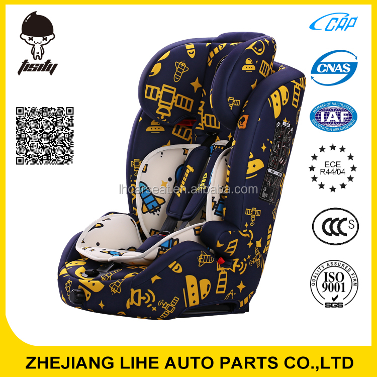 Factory direct supply child booster seat pet safety for children with high quality