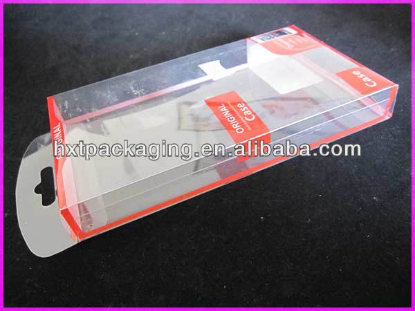 customized plastic fold box for ipad case