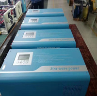 Strong adaptability and stability 1KW 2KW 3KW solar off grid inverter / 1000W 2000W power inverter dc 12V ac 220V