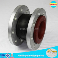 Warehouse hot concrete flexible rubber expansion joint