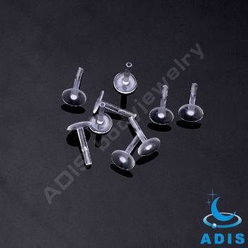 Labret Bar Bioplast,piercing body jewelry accessories