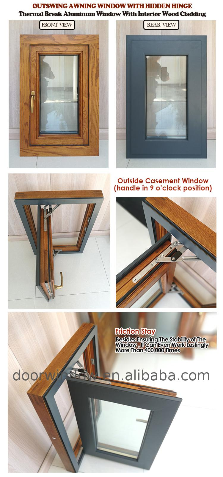 alu clad timber windows