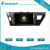 9'' Android 6.0 Car dvd Player Multimedia GPS Radio Navigation Special For TOYOTA COROLLA 2014