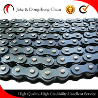 High quality motorcycle chain cd70, best bajaj pulsar 180 motorcycle chain kit, kmc motorcycle chain