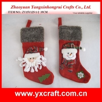 Santa factory, good fabric, christmas stocking