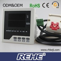 Data logger greenhouse/ indoor/Industry/agriculture digital temperature humidity controller