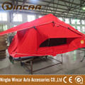 Outdoor Camping 4WD Car Roof Tent Top with Skylight