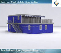 Provides an energy-efficient, quality custom prebuilt container houses cottage house at the best price